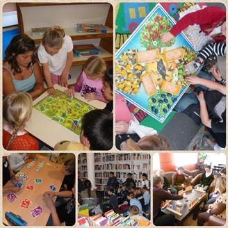 Le Réseau des bibliothèques-ludothèques de Dieppe a également vocation à accueillir des groupes constitués